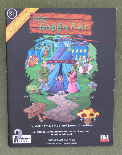 Image for The Goblin Fair - S1 (Dungeons and Dragons: D20 System)