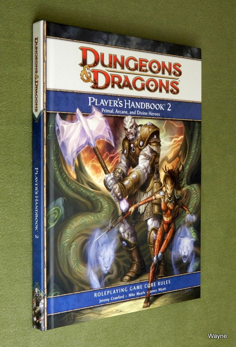 Image for Player's Handbook 2 (Dungeons & Dragons, 4th Edition)