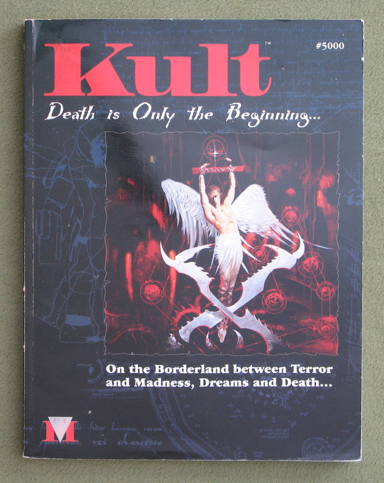 Image for Kult: Death is Only the Beginning - PLAY COPY