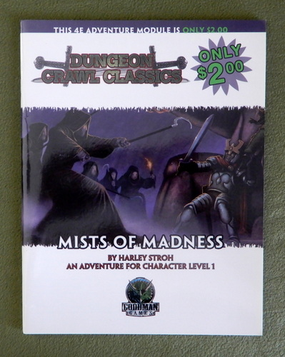 Image for Dungeon Crawl Classics 59: Mists of Madness