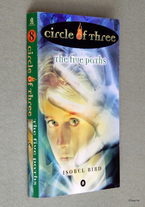 Image for The Five Paths (Circle of Three #8)