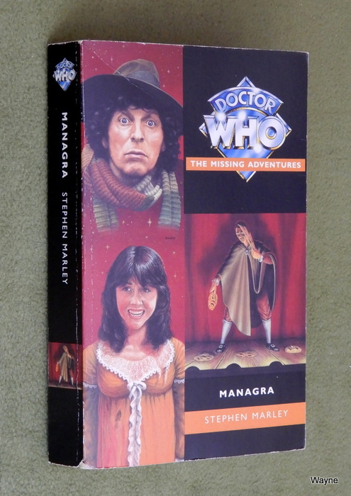 Image for Managra (Doctor Who the Missing Adventures) - FRAGILE BINDING