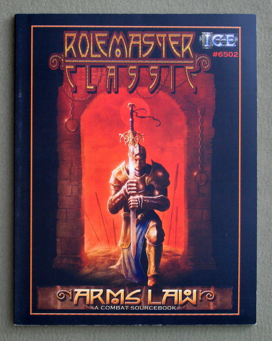 Image for Arms Law (Rolemaster Classic)