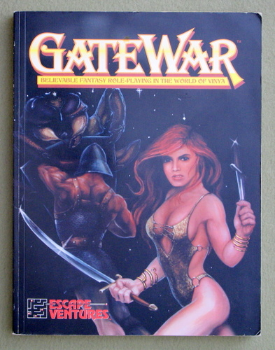 Image for GateWar: Believable Fantasy Role-Playing in the World of Vinya