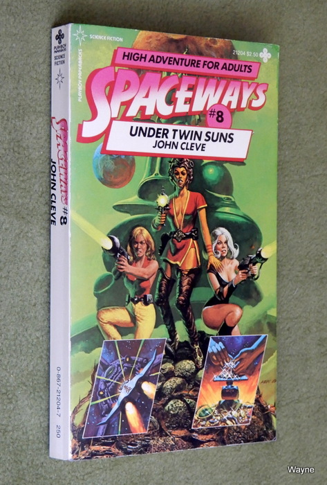 Image for Under Twin Suns (Spaceways Series #8)