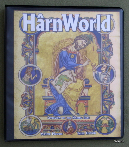 Image for HarnWorld: Master Module (3rd Edition) + Extras