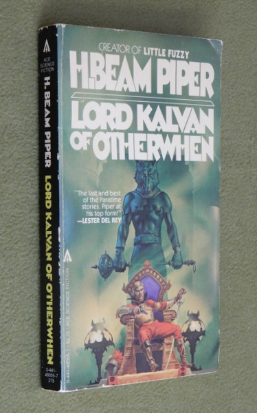 Image for Lord Kalvan of Otherwhen