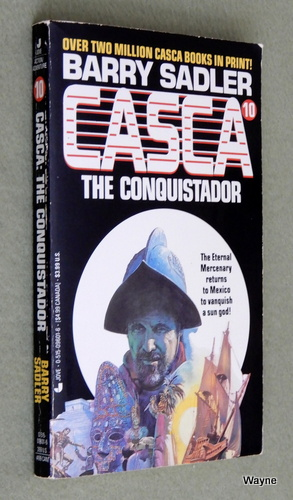 Image for Casca: The Conquistador (#10)