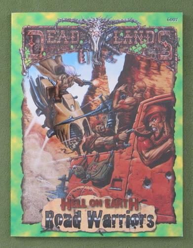 Image for Road Warriors (Deadlands: Hell on Earth)