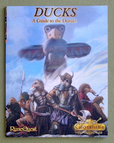 Image for Ducks: Guide to the Durulz (RuneQuest) (Glorantha: The Second Age)