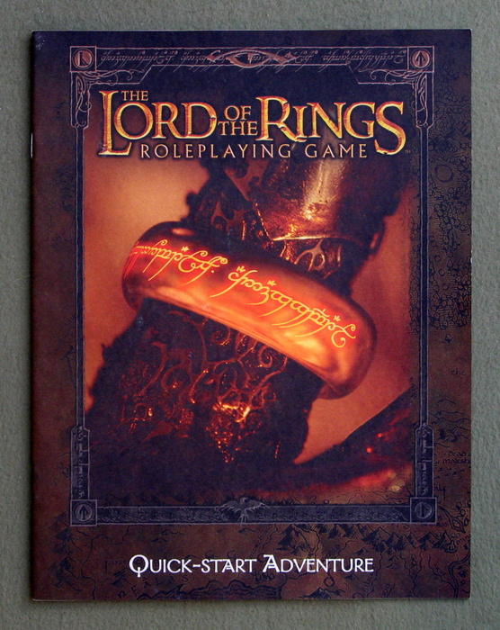 Image for Quick-Start Adventure (Lord of the Rings Roleplaying Game)