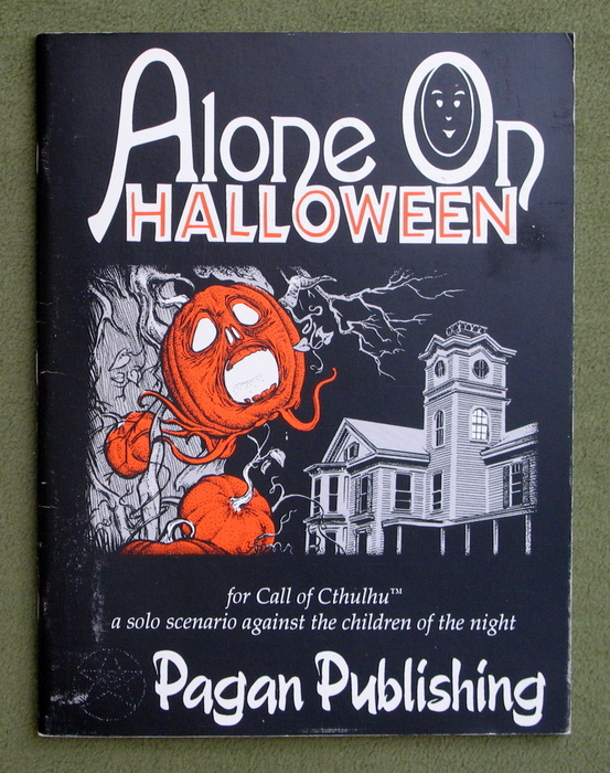 Image for Alone on Halloween: a Solo Scenario Against the Children of the Night (Call of the Cthulhu)