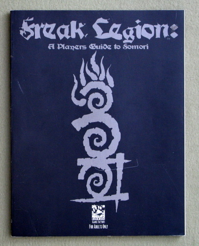 Image for Freak Legion: A Players Guide to the Fomori (Werewolf)