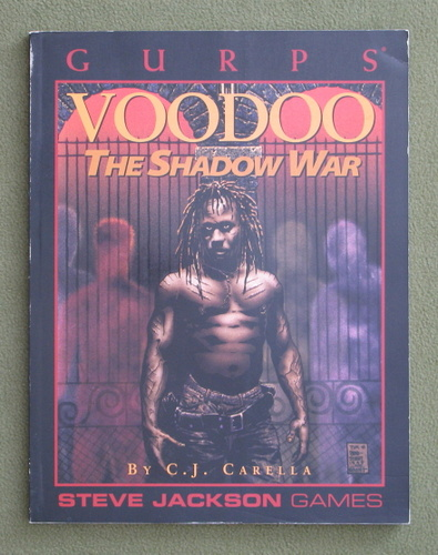 Image for GURPS Voodoo: The Shadow War