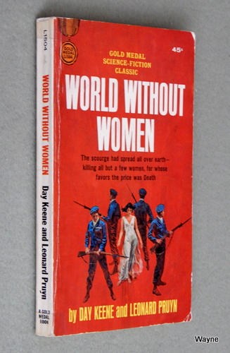 Image for World Without Women (Gold Medal SF, L1504)