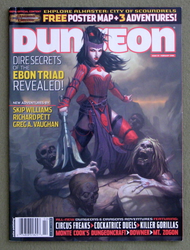 Image for Dungeon Magazine, Issue 131 - NO POSTER