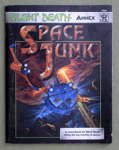 Image for Space Junk (Silent Death Annex)