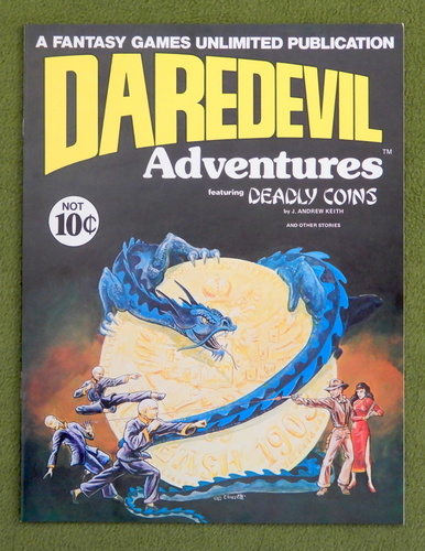 Image for Daredevils Adventures 1: Deadly Coins