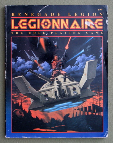 Image for Renegade Legion: Legionnaire the Role Playing Game - PLAY COPY