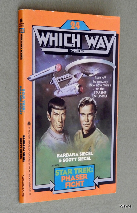 Image for Star Trek: Phaser Fight (Which Way, No 24)