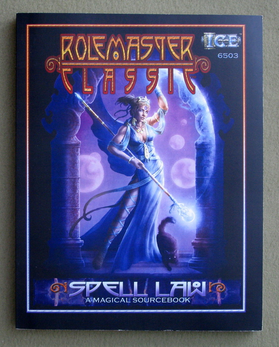 Image for Spell Law (Rolemaster Classic)