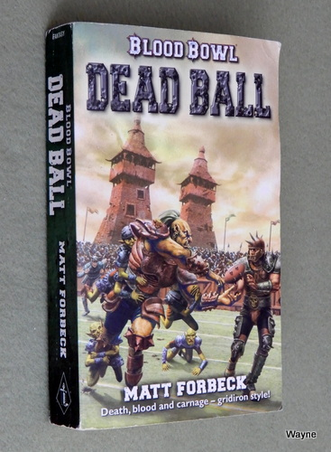 Image for Blood Bowl: Dead Ball
