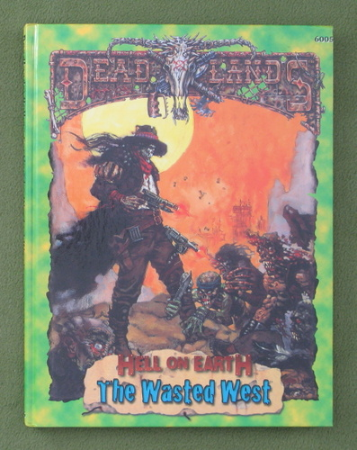 Image for The Wasted West (Deadlands: Hell on Earth)