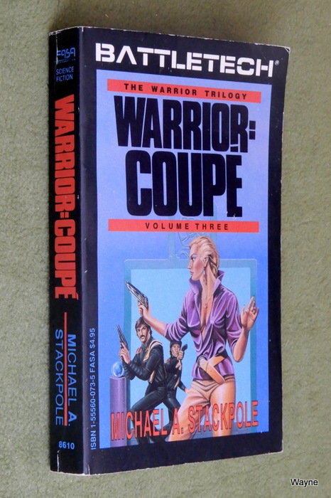 Image for Warrior: Coupe (Battletech, Warrior Trilogy, Vol. 3)