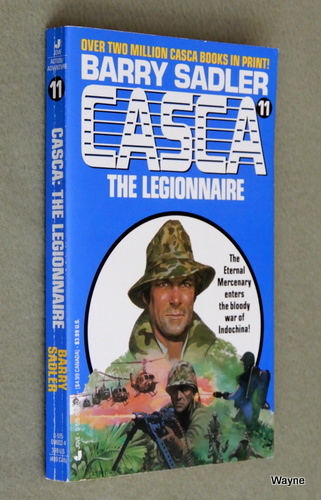 Image for Casca: The Legionnaire (# 11)