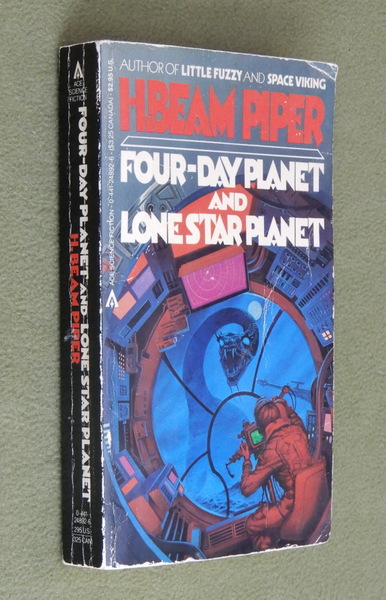 Image for Four Day Planet and Lone Star Planet
