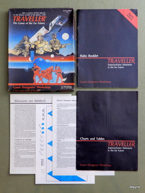 Image for Traveller: Starter Edition
