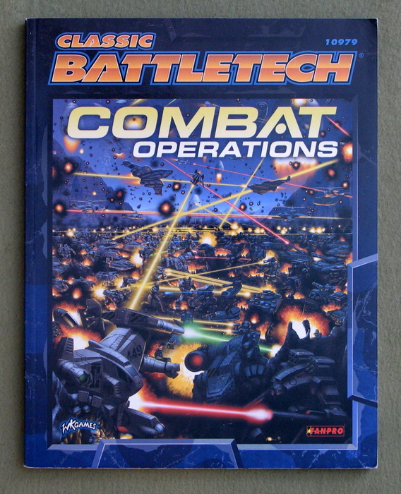 Image for Combat Operations (Classic Battletech)