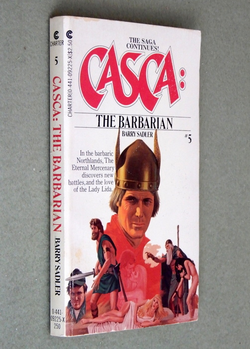 Image for Casca: The Barbarian (#5)