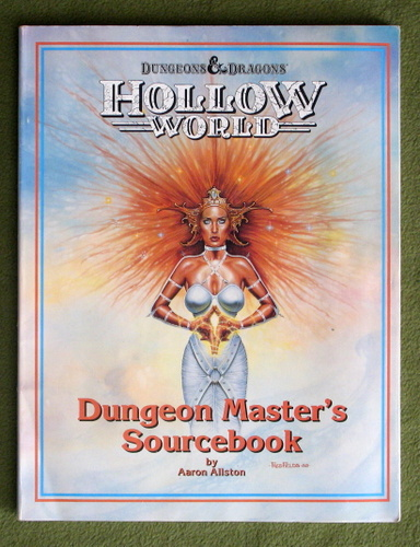 Image for Dungeon Master's Sourcebook: Hollow World