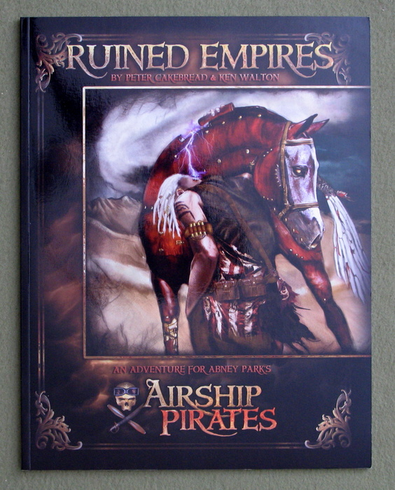 Image for Ruined Empires (Airship Pirates)