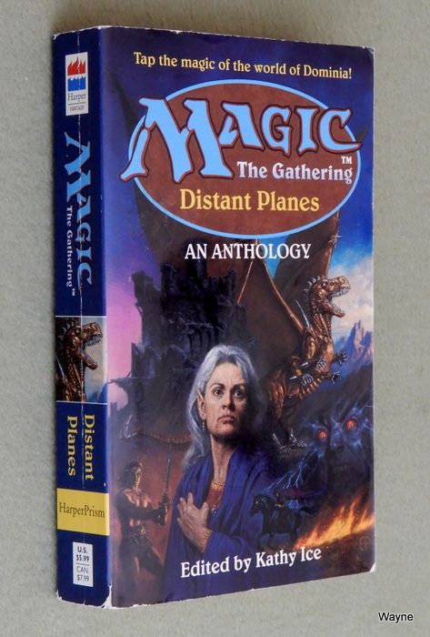 Image for Distant Planes (Magic: The Gathering Anthology)