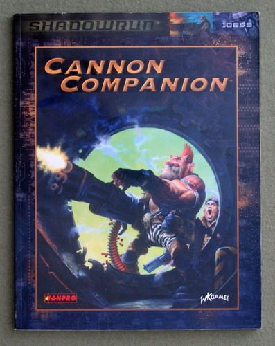 Image for Cannon Companion (Shadowrun)