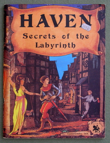 Image for Haven: Secrets of the Labyrinth