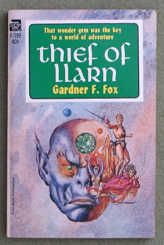 Image for Thief of Llarn (Ace F-399)