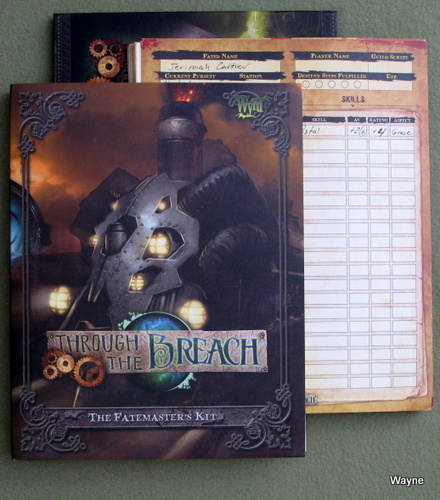 Image for Malifaux Through The Breach Fatemaster's Kit