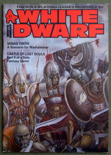 Image for White Dwarf Magazine, Issue 53