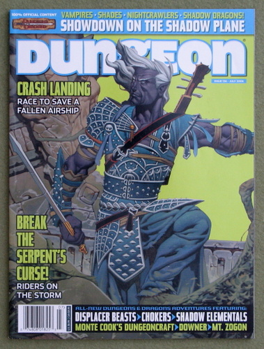 Image for Dungeon Magazine, Issue 136