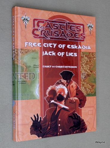 Image for Free City of Eskadia (Castles & Crusades)