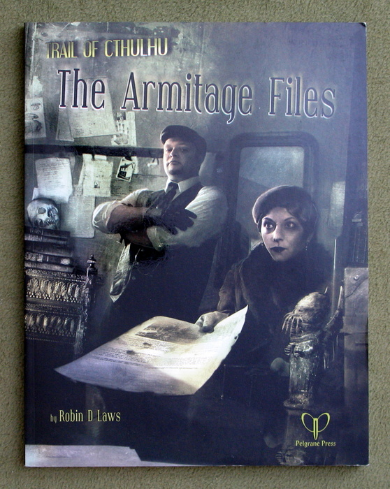 Image for The Armitage Files (Trail of Cthulhu)