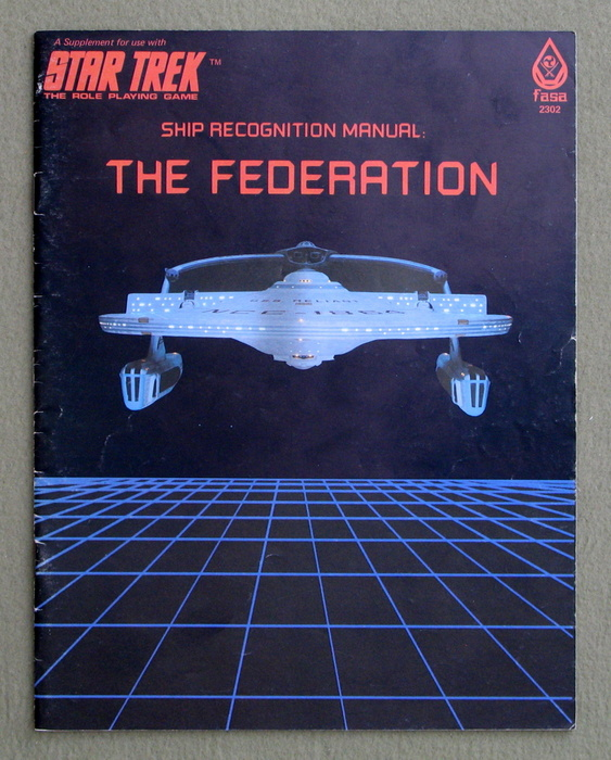 Image for Ship Recognition Manual: The Federation (Star Trek: The Role-Playing Game)