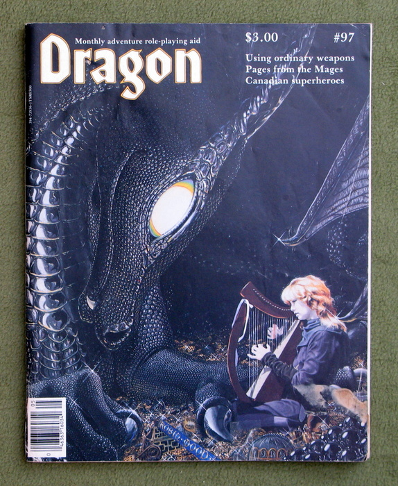 Image for Dragon Magazine, Issue 97