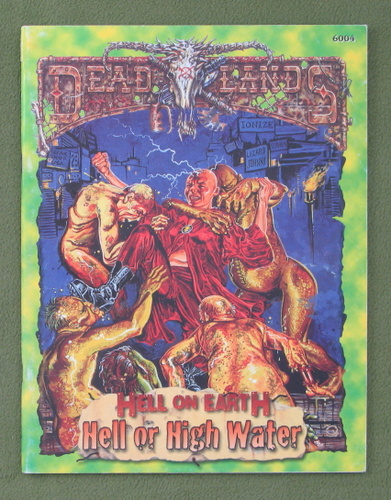 Image for Hell or High Water (Deadlands: Hell on Earth)