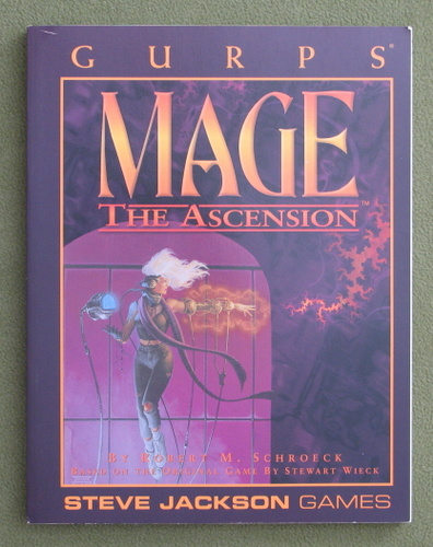 Image for GURPS Mage: The Ascension