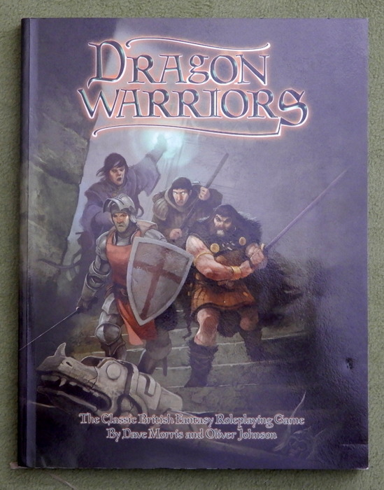 Image for Dragon Warriors: The Classic British Fantasy Roleplaying Game