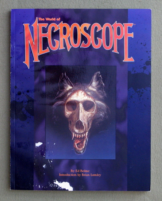 Image for The World of Necroscope (A MasterBook Roleplaying Game)